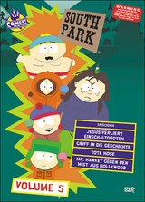 South Park: DVD-Volume 05 (2. Staffel) Poster
