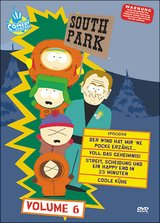 South Park: DVD-Volume 06 (2. Staffel) Poster