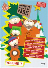 South Park: DVD-Volume 07 (2. Staffel) Poster