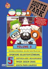 South Park: DVD-Volume 08 (3. Staffel) Poster