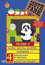 South Park: DVD-Volume 09 (3. Staffel) Poster