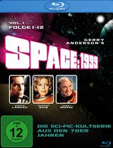 Space:1999 - Vol.1, Folge 1-12 Poster