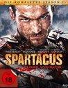 Spartacus: Blood and Sand - Die komplette Season 1 (4 Discs, Steelbook) Poster