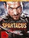 Spartacus: Blood and Sand - Die komplette Season 1 (5 Discs, Steelbook) Poster