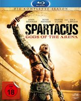 Spartacus: Gods of the Arena - Die komplette Season (3 Discs) Poster