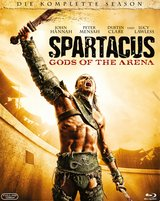 Spartacus: Gods of the Arena - Die komplette Season (Limited Edition, 3 Discs, Steelbook) Poster