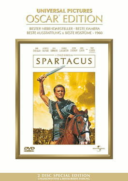 Spartacus (Oscar-Edition, Special Edition, 2 DVDs) Poster