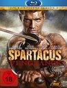 Spartacus: Vengeance - Die komplette Season 2 (4 Discs) Poster
