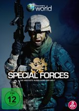 Special Forces (3 Discs) Poster