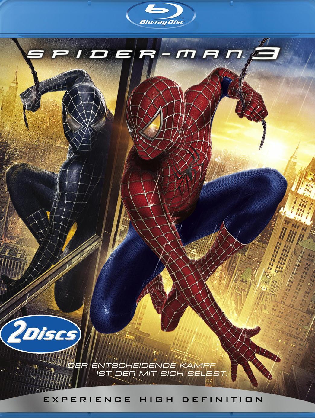 Spider-Man 3 (2 Discs) Poster