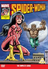 Spider-Woman - Complete Series (2 DVDs) Poster