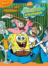 SpongeBob Schwammkopf - 3er Box, Vol. 02 (3 DVDs) Poster