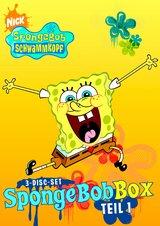 SpongeBobBox - Teil 1 (3 DVDs) Poster