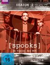 Spooks - Im Visier des MI5, Season 2 (3 Discs) Poster