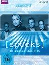 Spooks - Im Visier des MI5, Season 3 (3 Discs) Poster