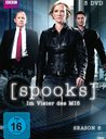 Spooks - Im Visier des MI5, Season 8 (3 Discs) Poster