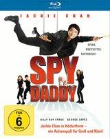 Spy Daddy Poster