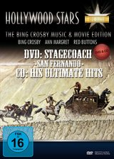 Stagecoach - San Fernando Poster