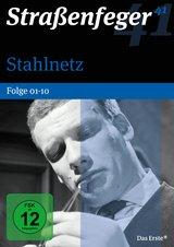 Stahlnetz - Folge 1-10 (4 Discs) Poster