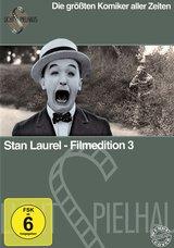Stan Laurel - Filmedition 3 Poster
