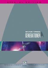 Star Trek 07 - Treffen der Generationen (Special Edition) Poster