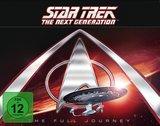 Star Trek - The Next Generation: Season 1-7 (49 DVDs) Poster