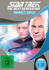 Star Trek - The Next Generation: Season 1, Part 2 (4 Discs) Poster
