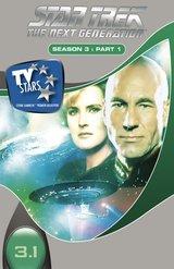 Star Trek - The Next Generation: Season 3, Part 1 (3 DVDs) Poster