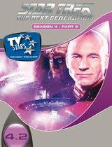 Star Trek - The Next Generation: Season 4, Part 2 (4 DVDs) Poster