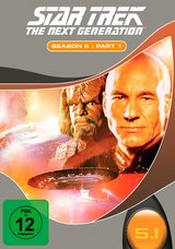 Star Trek - The Next Generation: Season 5, Part 1 (3 Discs) Poster