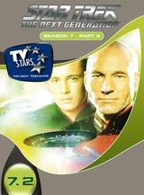 Star Trek - The Next Generation: Season 7, Part 2 (4 DVDs) Poster