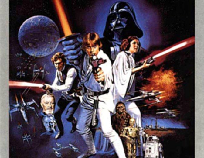 """Der Hype, der mit """"Krieg der Sterne"""" began, hält auch 40 Jahre später an. © 20th Century Fox"""