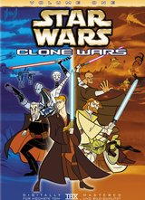 Star Wars - Clone Wars, Vol. 1 Poster