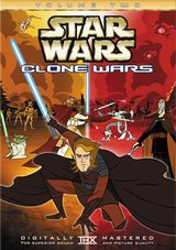 Star Wars - Clone Wars, Vol. 2 Poster