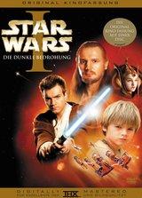 Star Wars: Episode I - Die dunkle Bedrohung (Einzel-DVD) Poster