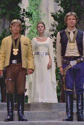 Star Wars: Episode I-VI