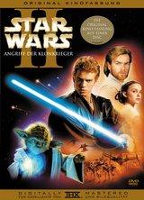 Star Wars: Episode II - Angriff der Klonkrieger (Einzel-DVD) Poster