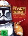 Star Wars: The Clone Wars - Die komplette erste Staffel (4 DVDs, Giftset) Poster