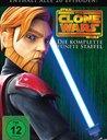 Star Wars: The Clone Wars - Die komplette fünfte Staffel (4 Discs) Poster