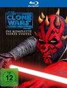 Star Wars: The Clone Wars - Die komplette vierte Staffel (3 Discs) Poster
