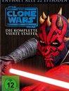 Star Wars: The Clone Wars - Die komplette vierte Staffel (5 Discs) Poster