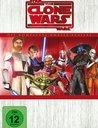 Star Wars: The Clone Wars - Die komplette zweite Staffel (4 Discs) Poster