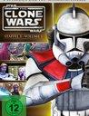 Star Wars: The Clone Wars - dritte Staffel, Vol.1 Poster