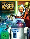 Star Wars: The Clone Wars - Staffel 1, Vol. 2 Poster