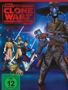 Star Wars: The Clone Wars - Staffel 2, Vol. 1 Poster