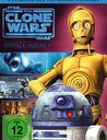 Star Wars: The Clone Wars - Staffel 4, Vol. 1 Poster
