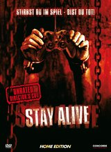 Stay Alive (Unrated Director's Cut) Poster
