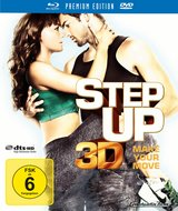 Step Up 3 - Make Your Move (Blu-ray 3D) Poster