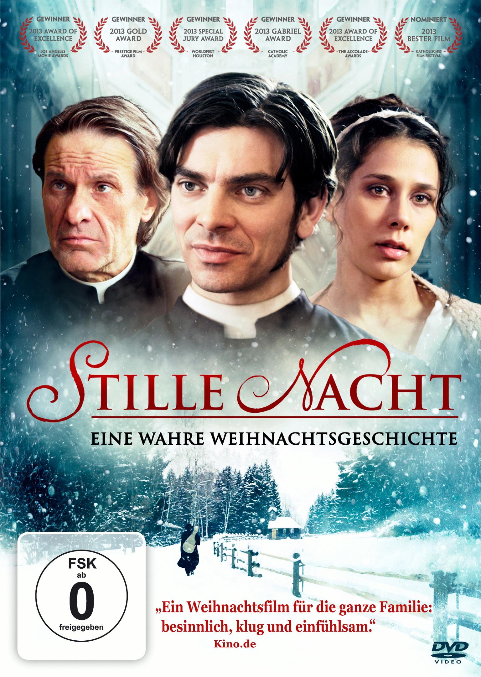 Stille Nacht - Eine wahre Weihnachtsgeschichte Poster