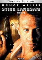 Stirb langsam (Special Edition, 2 DVDs im Steelbook) Poster